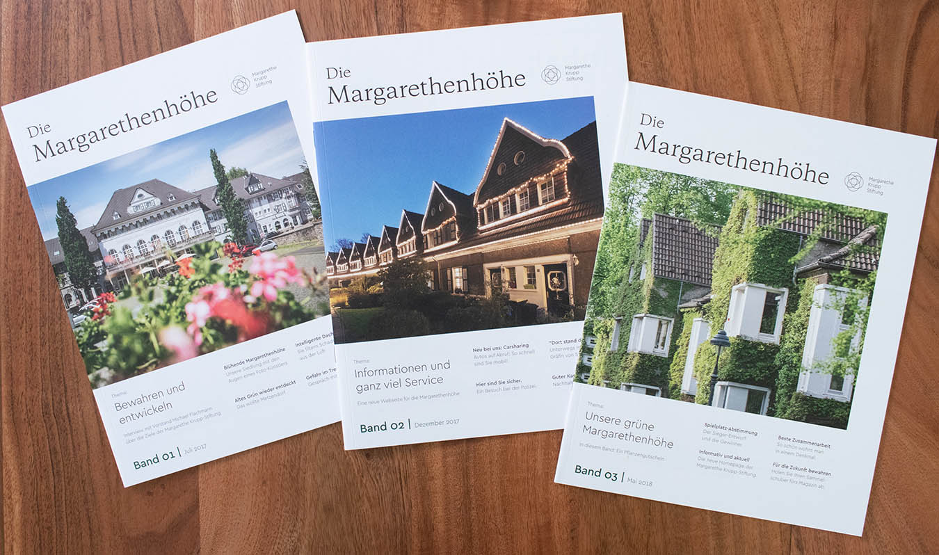 Mietermagazin Margarethenhöhe